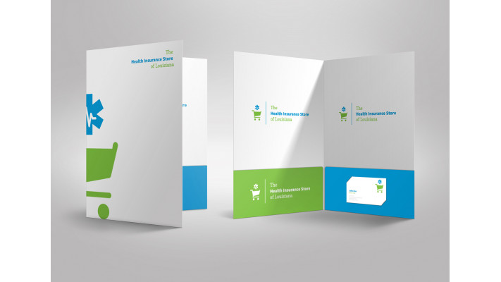 Pochettes de presentation